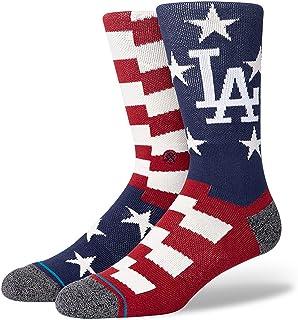 Stance Men's MLB Los Angeles Dodgers Brigade LA 2 Socks