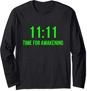 1111 Synchronicity Long Sleeve T-Shirt