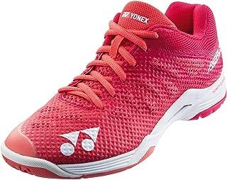 Yonex Power Cushion Aerus 3 Womens Indoor Court Shoe (Rose) (9)