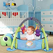 XEDUO Baby Playing Mat, Cute Shape Baby Game Baby Fitness Mat Baby Fitness Center for Baby