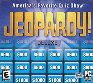 Jeopardy! Deluxe - America s Favorite Quiz Show