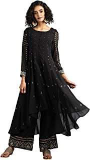 W for Woman A-Line Salwar Suit