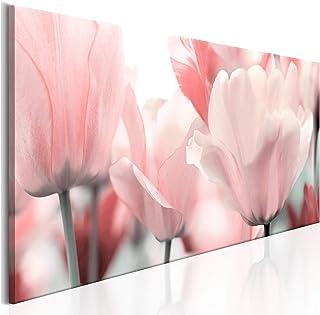 WANDBILDER XXL BILDER Blumen Tulpen VLIES LEINWAND BILD KUNSTDRUCK 20191P
