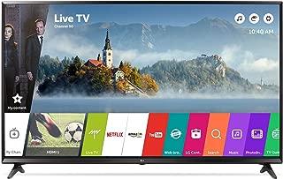 LG 43 Inch UHD Smart TV-43UJ630V
