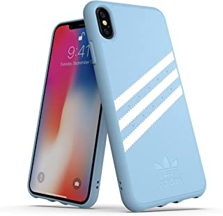 adidas Originals Moulded Case Compatible with iPhone XS Max - Blue