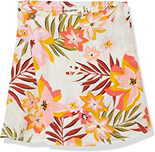 Billabong girls Skirt It Over Skort Casual Shorts