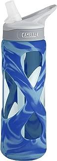CamelBak eddy Glass Water Bottle, 24oz