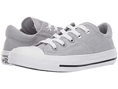 Converse Chuck Taylor All Star Madison Ox (Wolf Grey/White/White) Women