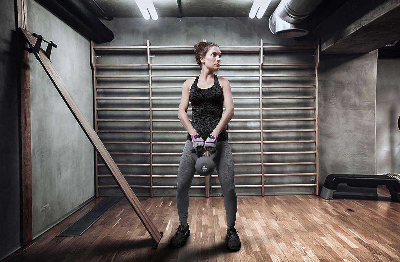 Schwarz//Hellblau Trainingshandschuh f/ür Workout Kraftsport Gewichtheben /& Bodybuilding//Gr/ö/ßen Small Medium Large//Farben: Schwarz//Pink Schwarz//Gr/ün #DoYourFitness Damen Fitnesshandschuhe /»Athena/«