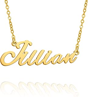 Aijiao Name Necklace