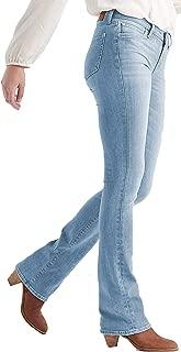 Women's Lolita Boot Mid Rise Curvy Fit Skinny Jeans, Giralda