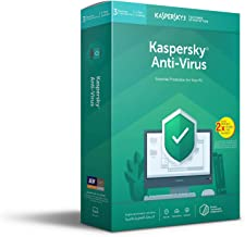 KASPERSKY ANVTIVIRUS 2019 - 8 USERS (3 and 1) x 2 - AUTHENTIC MIDDLE EAST VERSION
