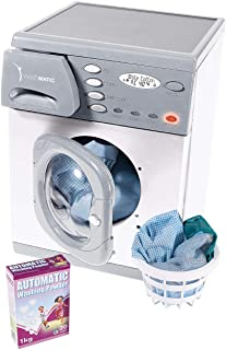 Casdon 476 Electronic Washer Roleplay,Silver