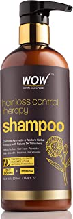 WOW Skin Science Hair Loss Control Therapy Shampoo, 500 ml