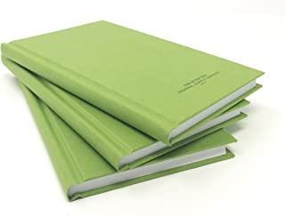 green record book