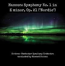 Hanson: Symphony No. 1 in E minor, Op. 21 Nordic