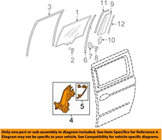 Best window regulator diagram Reviews