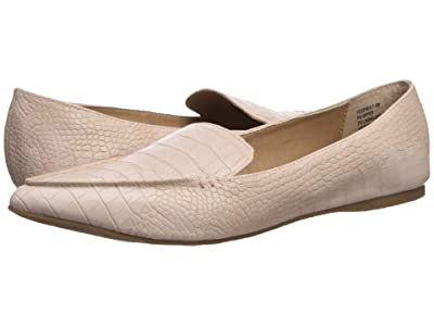 Steve Madden Feather (Pink Croco) Women
