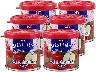My Shaldan Air Freshener Apple Scent (D41AP) - Quantity 6 Cans