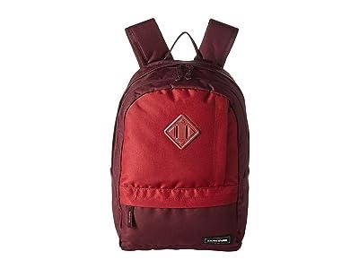 Dakine Essentials 22L Backpack (Garnet Shadow) Backpack Bags