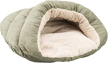 Ethical Pets Sleep Zone Cuddle Cave -Pet Bed for Cats and Small Dogs - Attractive, Durable, Comfortable, Washable by SPOT