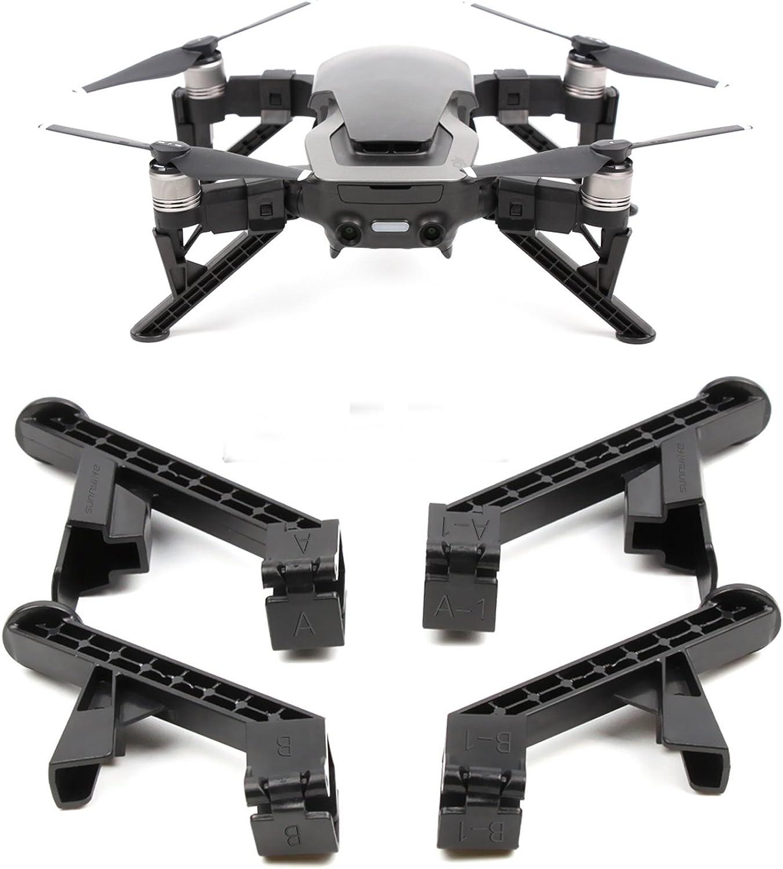 CZFRIEND DJI Mavic AIR Accessories Landing Stabillzers Gear Leg Height Extender Stabilizers Set for DJI Mavic AIR