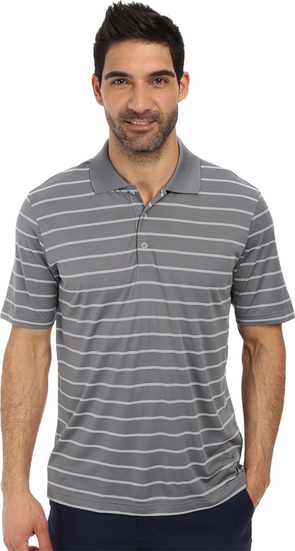 Free shipping / New adidas Popular standard Golf Men's Classic 2 Polo Stripe Shirt Color