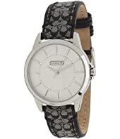 COACH - Classic Signature Strap Watch