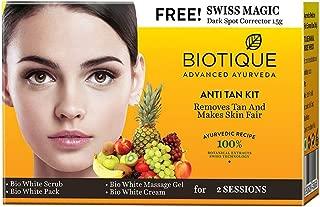 Biotique Anti Tan Kit for Removes Tan And Makes Skin Fair