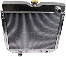 3-ROW/CORE ALUMINUM RACING RADIATOR FOR 67-70 FORD MUSTANG/FALCON/FAIRLANE V8