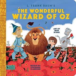 Wonderful Wizard of Oz:: A BabyLit Storybook