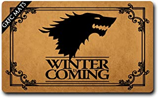 Best winter is coming doormat Reviews