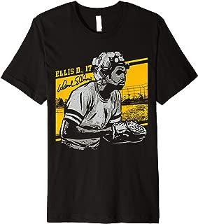 Dock Ellis Ellis Rollers Portrait T-Shirt - Apparel