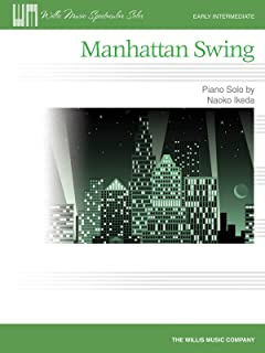 Manhattan Swing - Piano - SHEET
