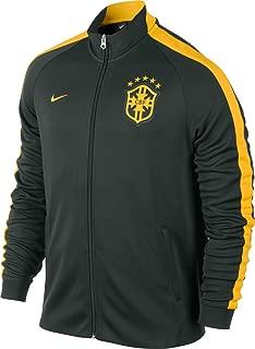 Nike Brazil N98 Track Jacket Top 2014 (US Size S)