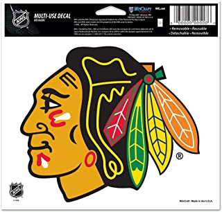chicago blackhawks stickers for cars