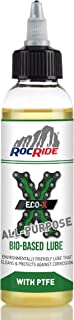 Eco-X Bicycle Chain Lubricant Eco Friendly All Purpose Bike lube with PTFE