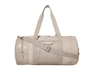 adidas by Stella McCartney Blush Round Duffel S FP8429 (Light Brown/Core Brown/White) Duffel Bags