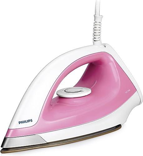 Philips GC158 02 1100 Watt Dry Iron Pink