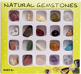 GeoCentral Gemstone Collection Box