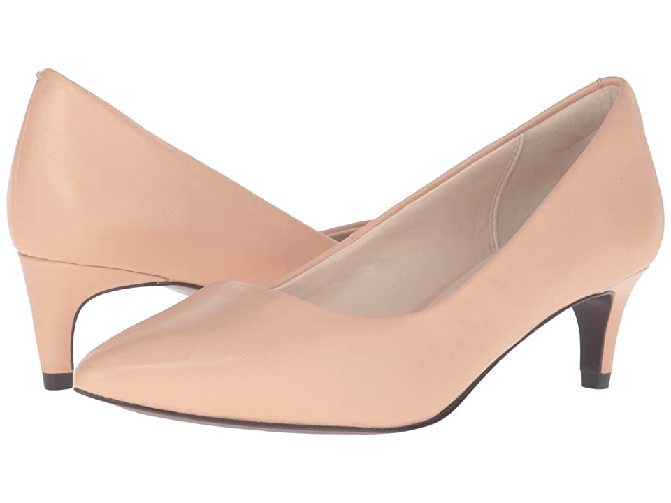 Cole Haan Amelia Grand Pump 45mm (Nude Leather) Women