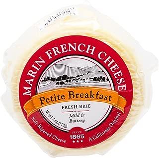 Marin French Petit Breakfast Brie, 4 Oz