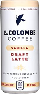 La Colombe, Latte Draft Vanilla, 4 Count, 9 Fl Oz