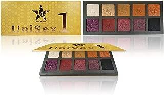 Unisex 10 Color Eyeshadow Palette (Unisex1)