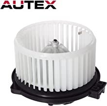 AUTEX HVAC Blower Motor Assembly Compatible with Toyota Celica 00-05 AC Blower Motor Replacement for Toyota Rav4 01-03 Blower Motor Air Conditioner 700058
