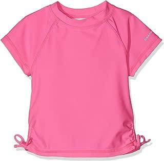 Neon Pink SS Rash Top