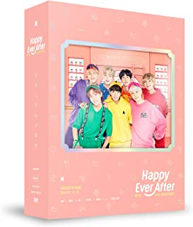 BTS 4th Muster Happy Ever After