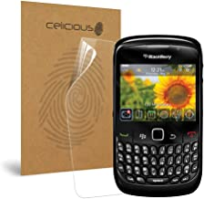 Celicious Impact Anti-Shock Shatterproof Screen Protector Film Compatible with BlackBerry Curve 8520