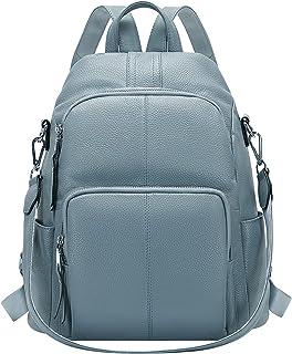 ALTOSY حقيبة ظهر جلد لينة للنساء المضادة للسرقة حقائب الظهر متعددة الاستخدامات حقيبة الكتف