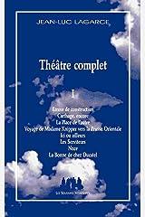 Théâtre complet: Tome 1 Broché